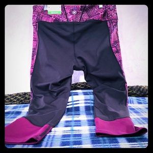 NWT Gaiam Yoga Pants for Women Medium